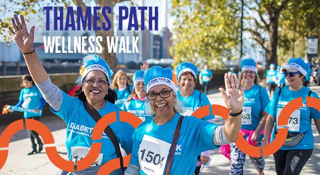 Thames Path Wellness Walk 2020