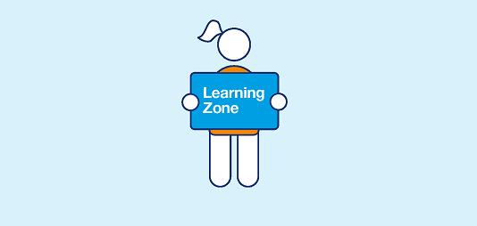 Learning Zone Logo