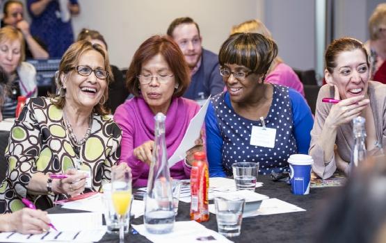 Volunteer conferences