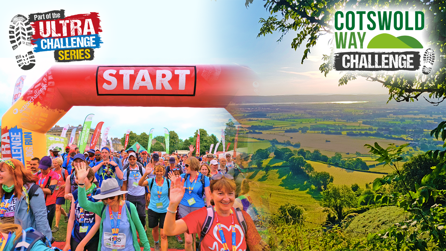 Cotswold Way Challenge 2019