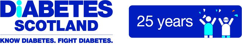 Diabetes Scotland 25