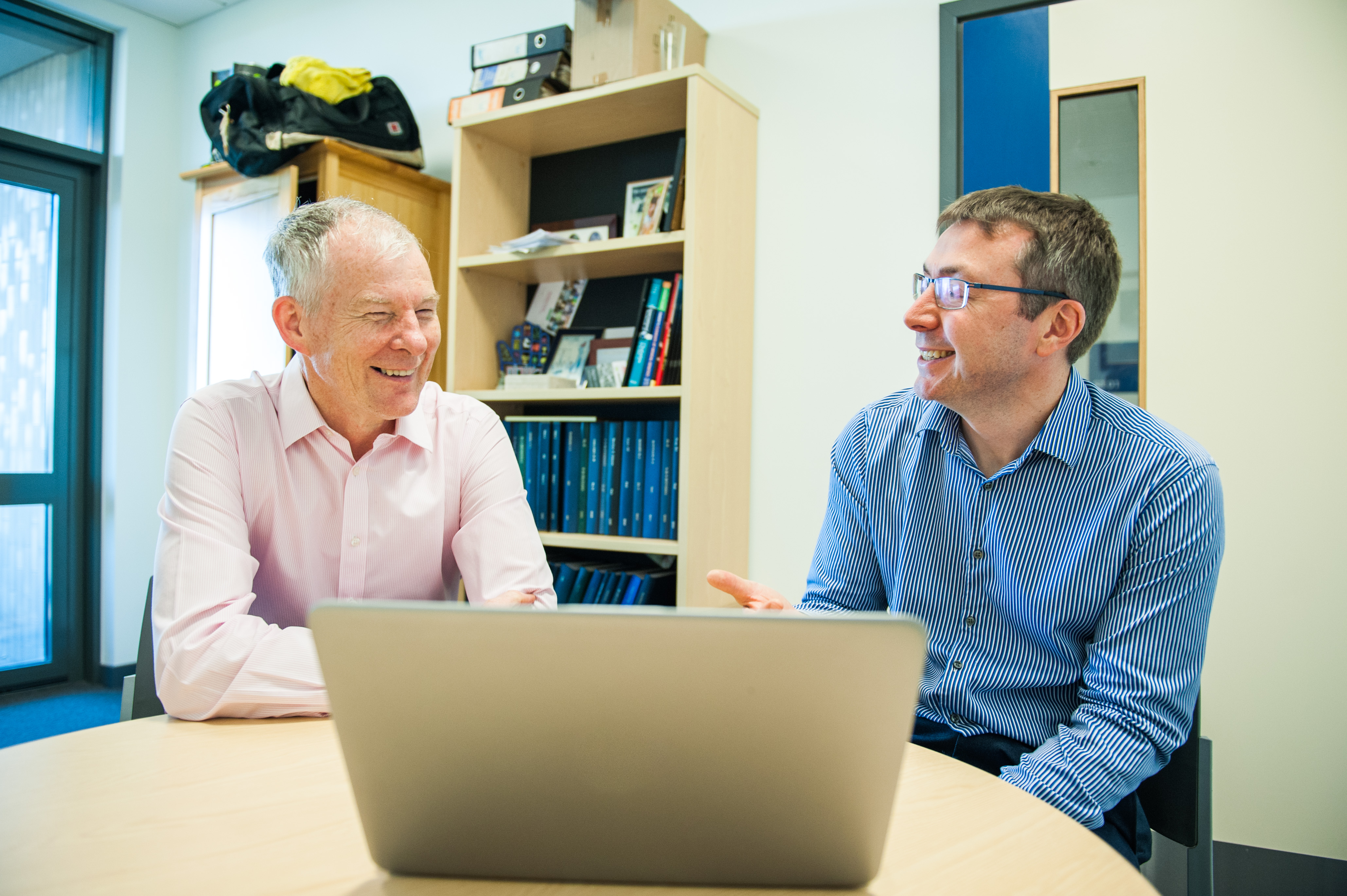 Exeter researchers