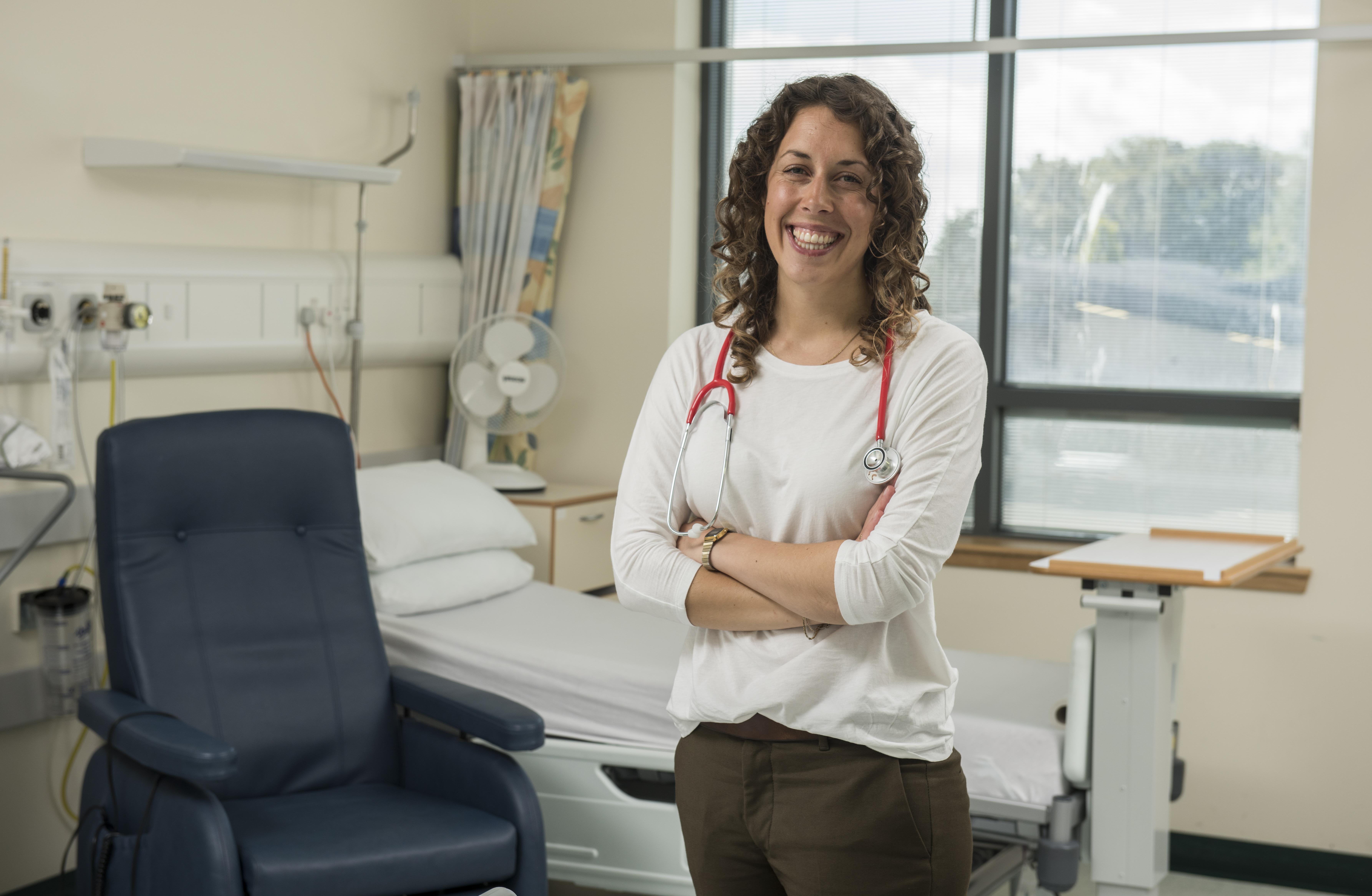 Dr Catriona Farrell