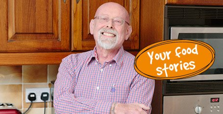 Your food stories - Ian