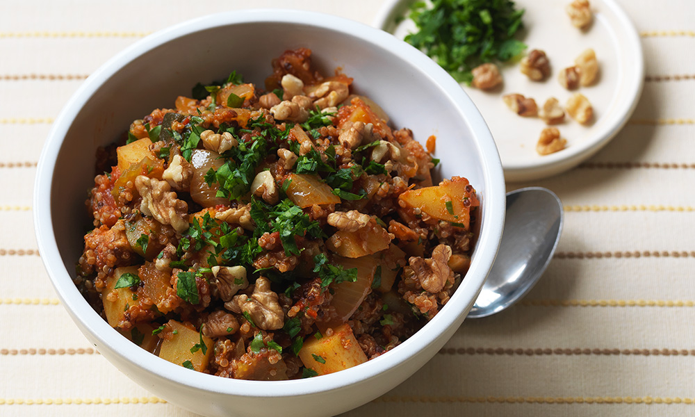 Recipe finder enjoy food diabetes uk andean style quinoa forumfinder Image collections
