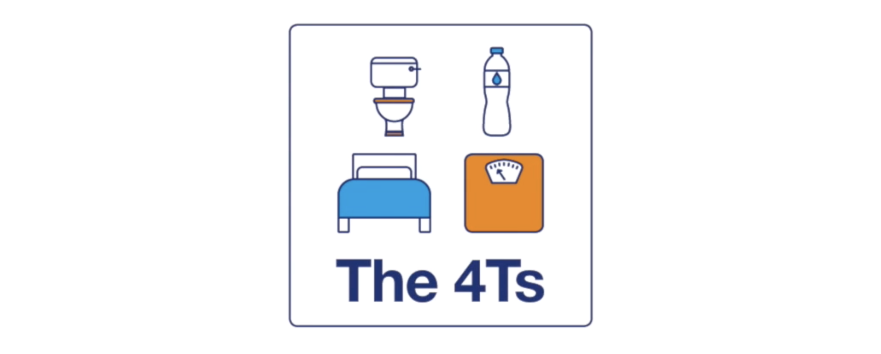 The 4ts of type 1 diabetes