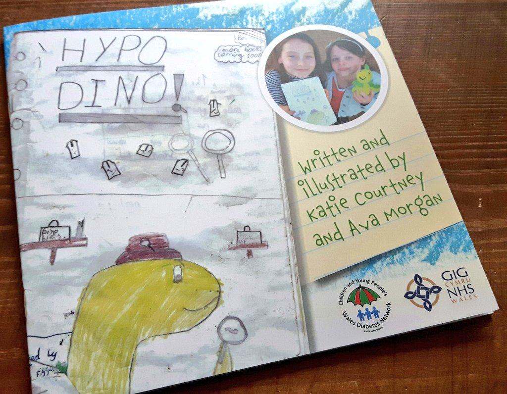 Hypo Dino book