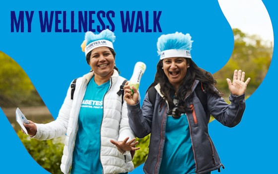 Sign up for my wellness walk this September