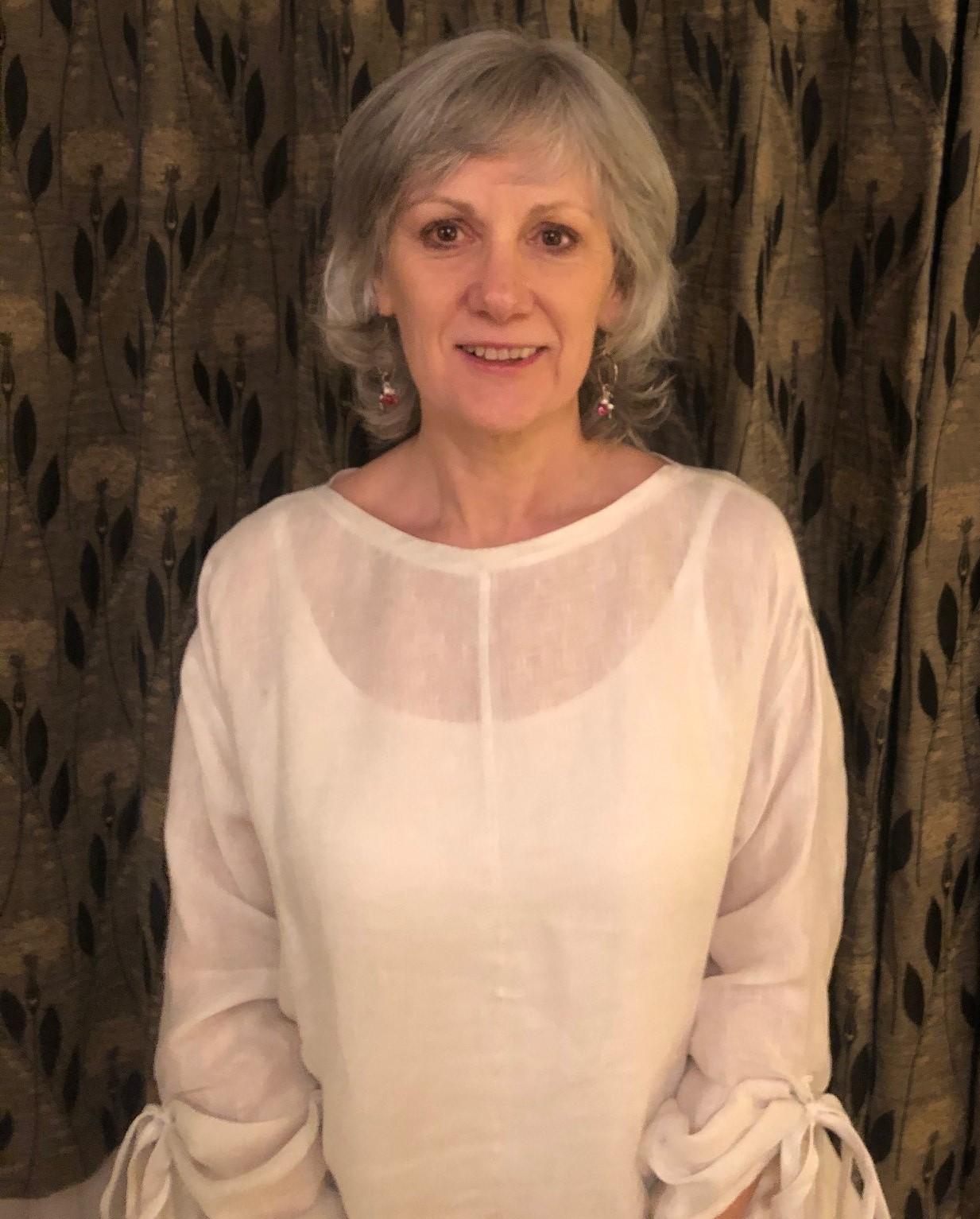 Tina McCrossan, National Director of Diabetes UK NI.
