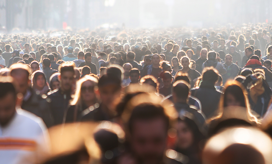 Image of a crowd