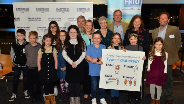Children and Type 1 Diabetes Day