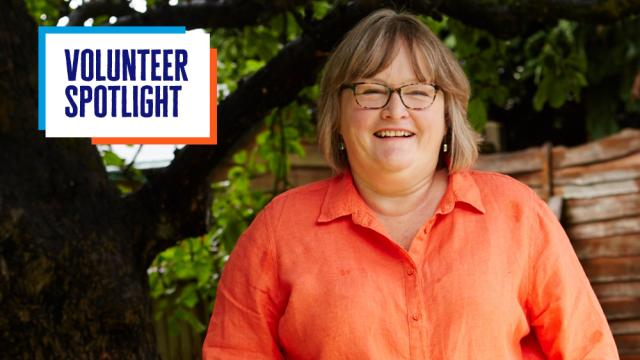 Catherine Brown, our November Spotlight