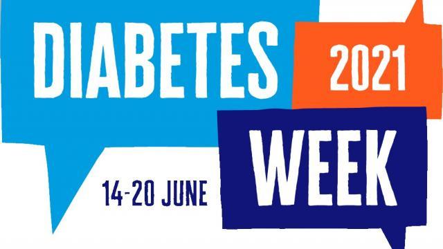 Diabetes Week 2021 14th to 20th June