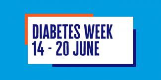 Diabetes Week 14-20 June