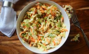 Savoy coleslaw