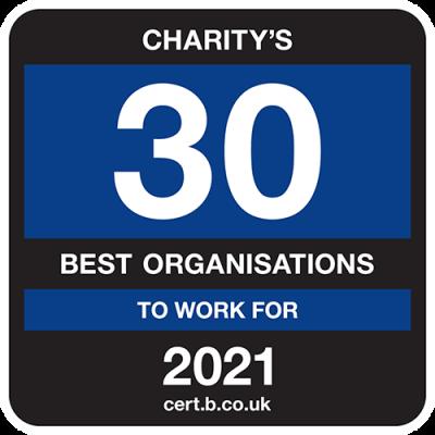 2021 charity logo