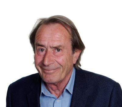 A headshot of Professor David Dunger
