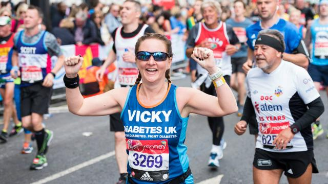 TCS  London Marathon