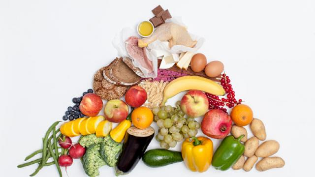 What's a healthy, balanced diet for diabetes?