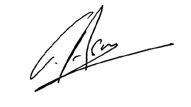 Chris Askew signature