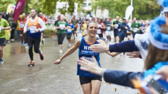 Sign up for the Royal Parks Half Marathon