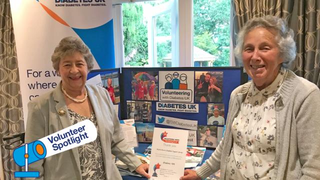 Volunteer Spotlight - September 2019