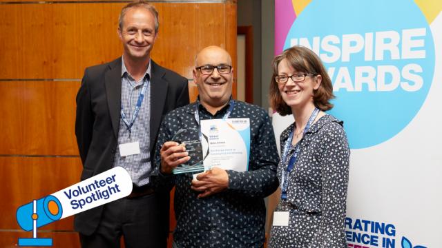 Volunteer Spotlight - October 2019