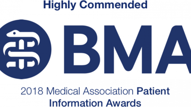 British Medical Association winner