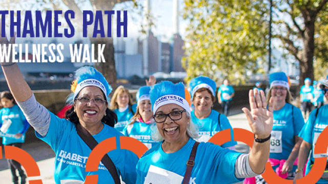 Thames Path Wellness Walk - your community