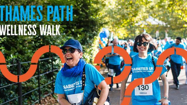 Thames Path Wellness Walk - physical health