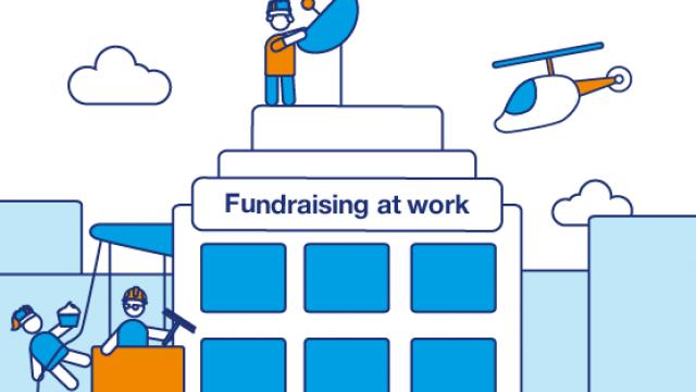 work fundraising