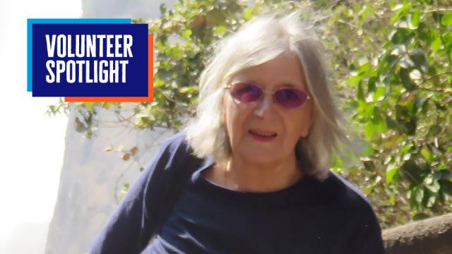 Volunteer Spotlight - September 2020