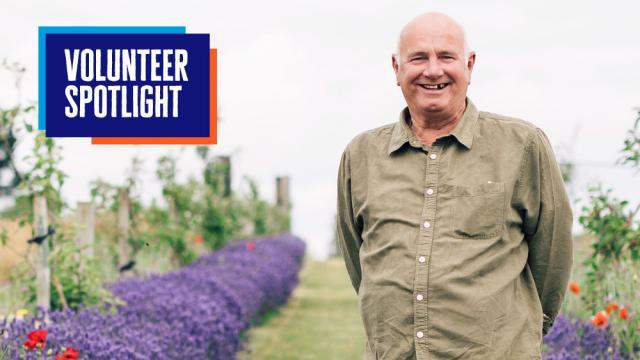 Volunteer Spotlight - October 2020