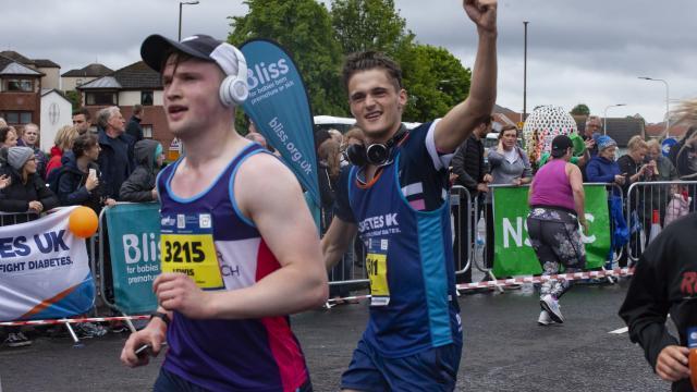 Edinburgh Marathon Festival 2022
