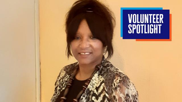 Volunteer Spotlight - April 2021