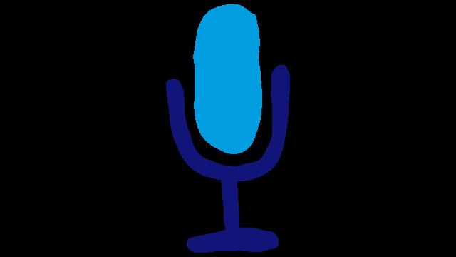 Diabetes Week 2021 microphone icon