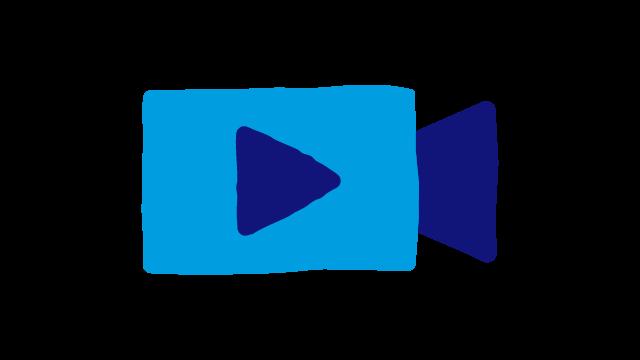 Diabetes Week 2021 video camera icon
