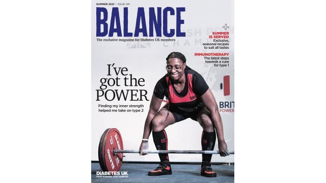 Balance cover