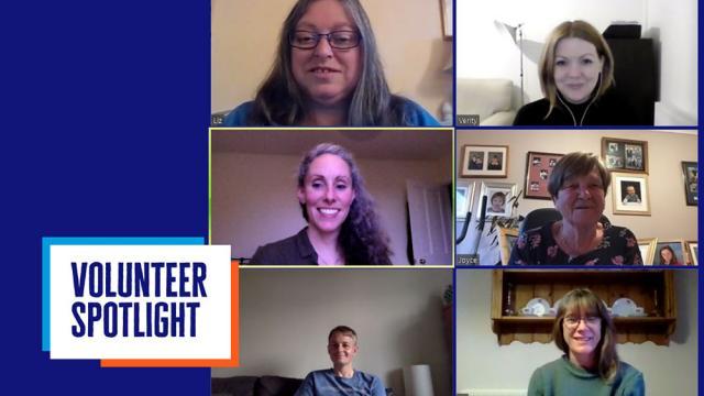 Volunteer Spotlight - May 2021