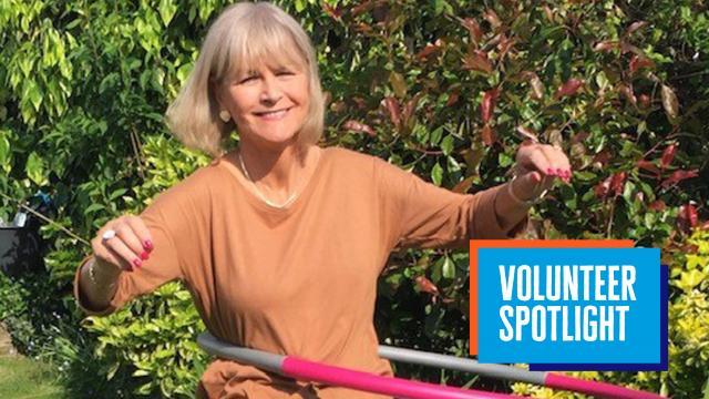 Volunteer Spotlight - July 2021