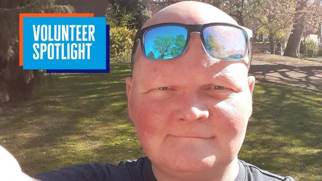 Volunteer Spotlight - August 2021