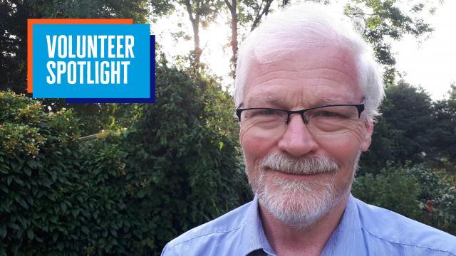 Volunteer Spotlight - September 2021
