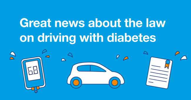 Driving and glucose monitoring