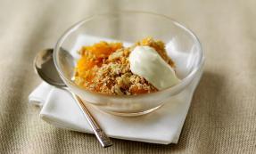 Apricot crunch