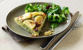 Hearty Spanish omelette