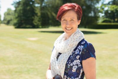 Angela Jones - Clinical Champion