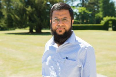 Ateeq Syed - Clinical Champion 2018 - 2020