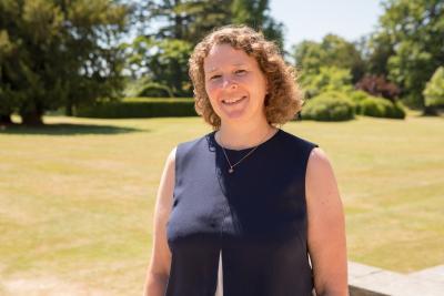 Clare Hambling - Clinical Champion 2018-2020