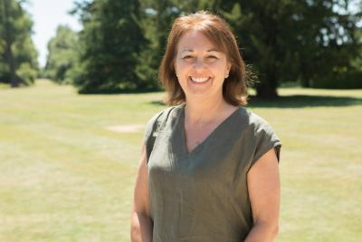 Gaynor Kebbell - Clinical Champion 2018-2020