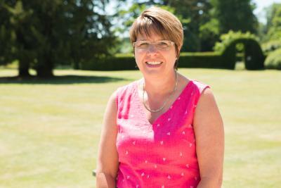 Sandra Wilson- 2018 Clinical Champion